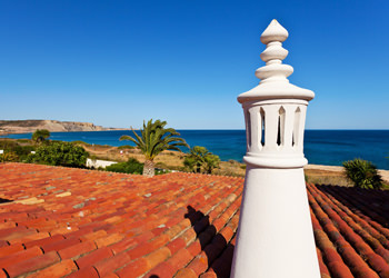 Portugal Realty Algarve traditional architecture chimney