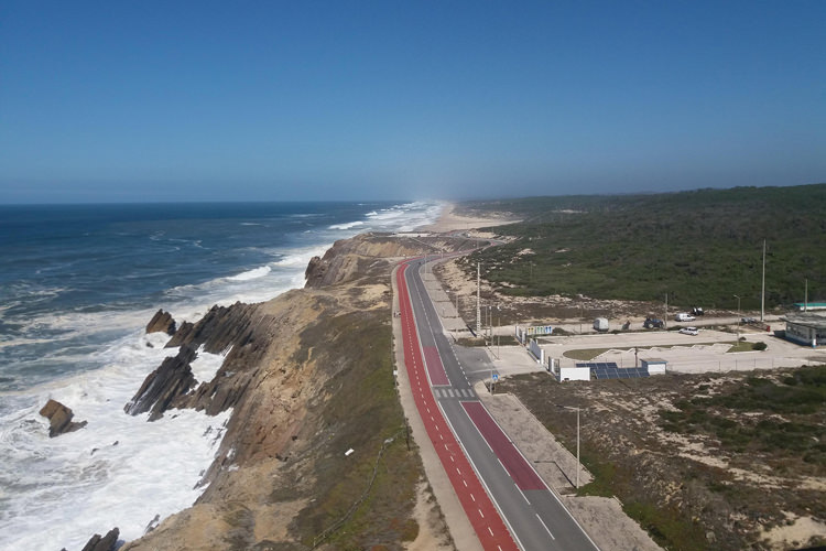 Portugal Realty Sao Pedro de Moel Cycle routes lighthouse Leiria